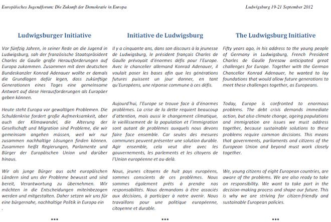 Ludwigsburger Initiative